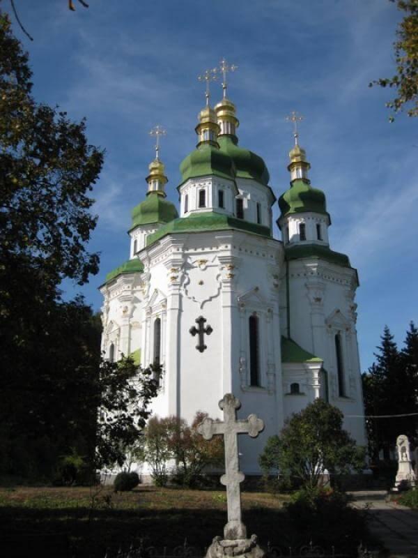 Видубицький монастир | 7 чудес України