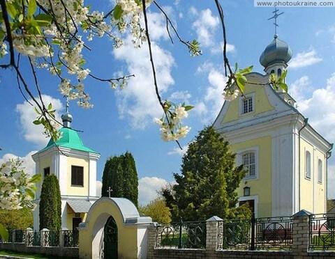 Миколаївська церква ukraina.turmir.com