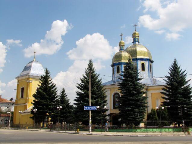 Церква Святого Миколая panoramio.com