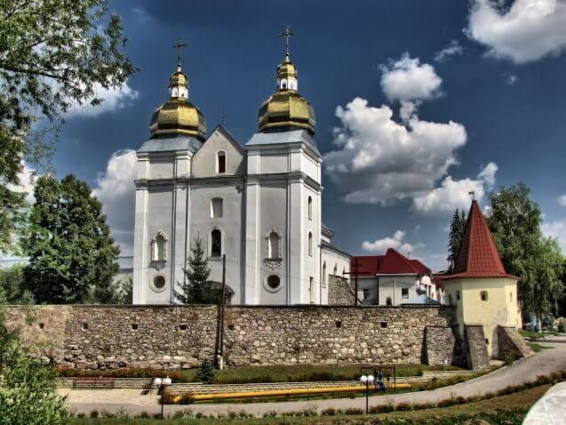 Монастир кармелітів kartagoroda.com.ua
