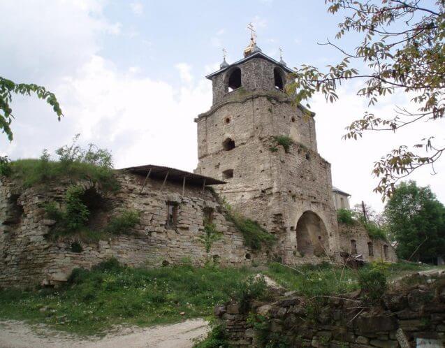 Сатанівський монастир templesua.jimdo.com