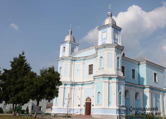 Христоріздвяний собор starodavnij-volodymyr.com.ua