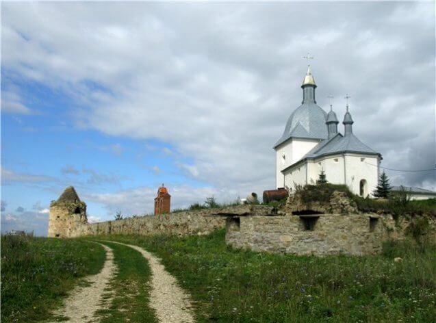 Підгорянський Спаській монастир ternopillya.livejournal.com