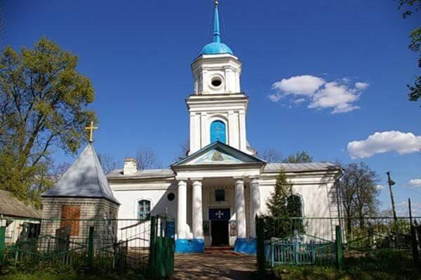 Преображенська церква ua.igotoworld.com