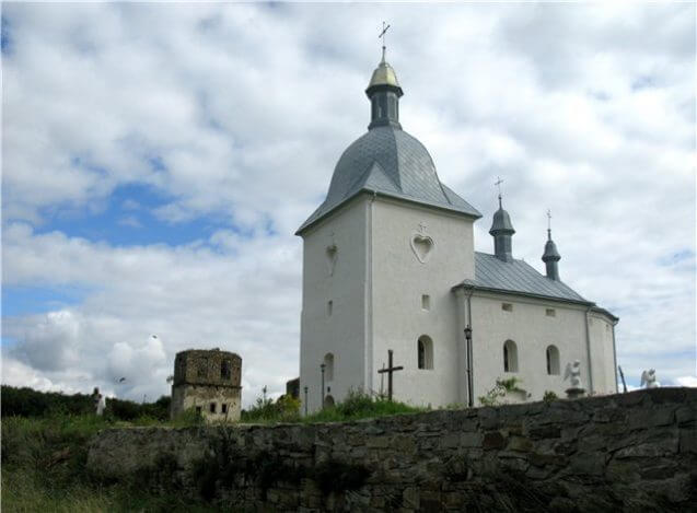 Церква Різдва Івана Хрестителя ternopillya.livejournal.com