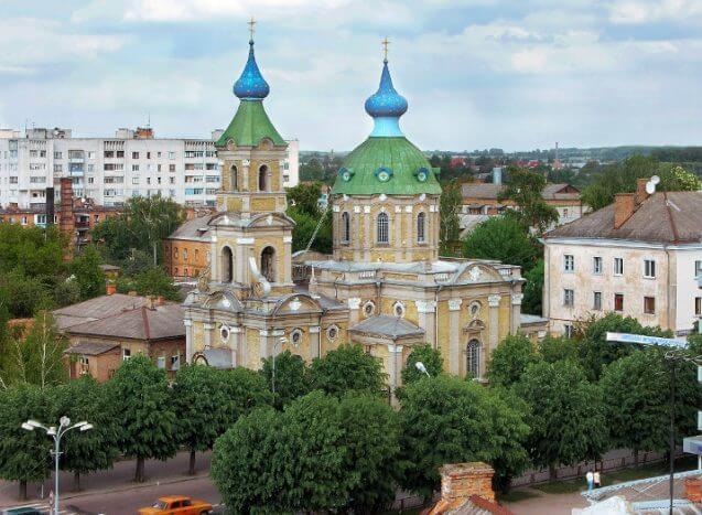 Микільська церква 1910 року. Фото Максима Мельникова, ukrainaincognita.com