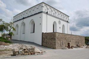 Сатанівська синагога wikimapia.org