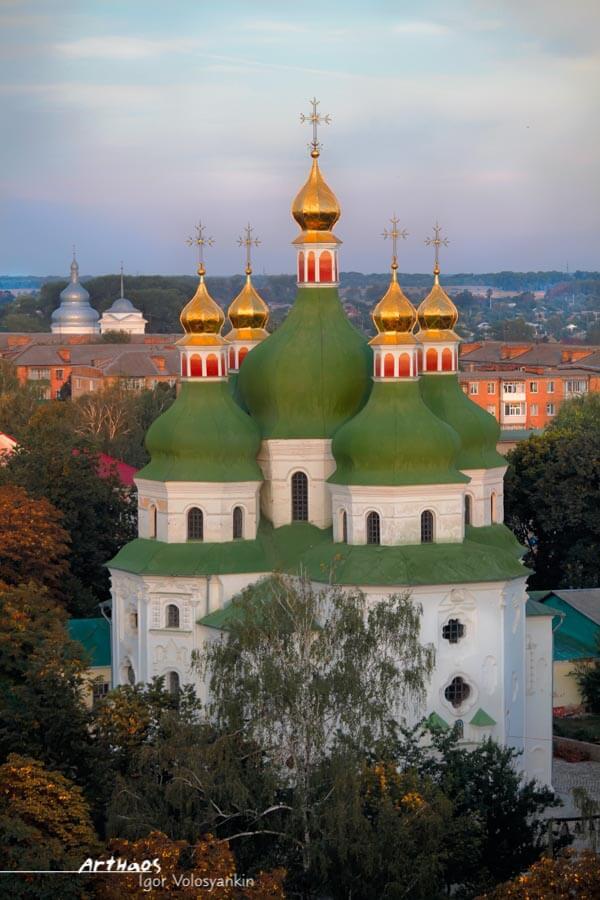 Миколаївський собор-ам'ятка архітектури національного значення