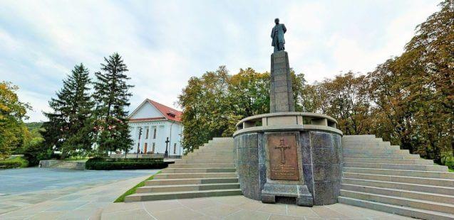 Чернеча (Тарасова) гора navkoloua.com