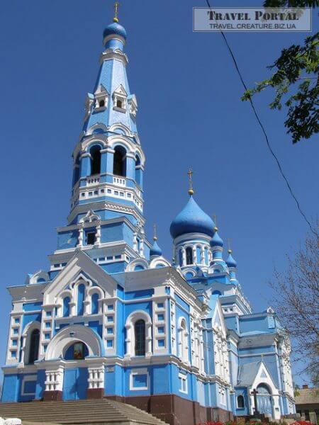 Успенський собор ХІХ ст. Фото travel.creature.biz.ua