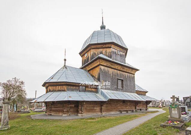 Церква Різдва Богородиці karpaty.info