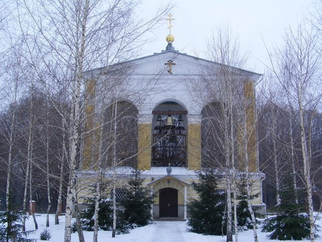 Дзвіниця Миколаївської церкви. Фото wikipedia.org
