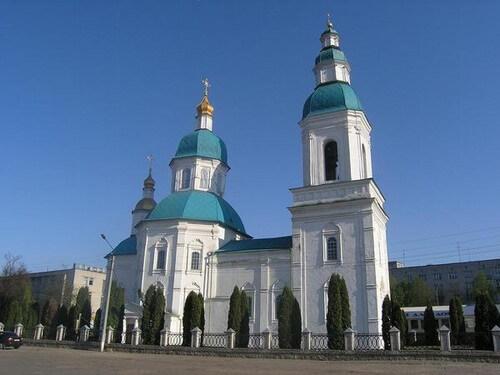 Миколаївська церква glukhivturistichniy.eto-ya.com