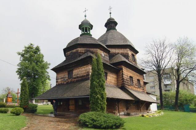 Церква Святої Трійці ishchuk.net