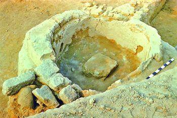 Гончарне горно. І ст. н.е. Фото litopys.com.ua