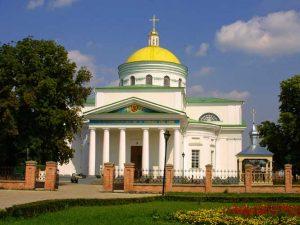 Преображенський собор. Фото bc-rada.gov.ua