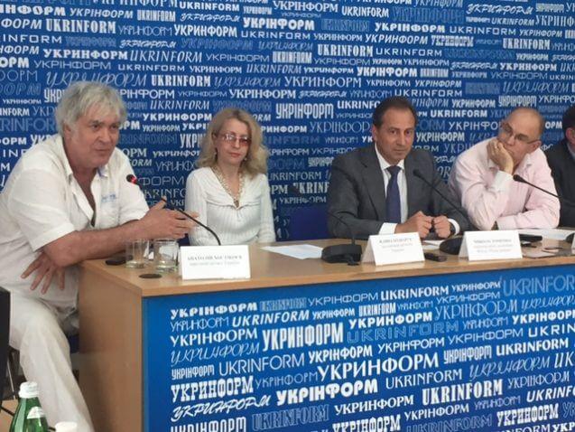Анатолій Хостікоєв, Жанна Боднарук, Микола Томенко, Олександр Харченко